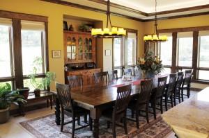 1521 N. 600 Dining Room