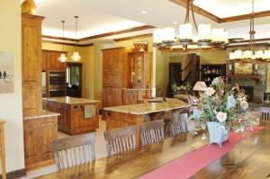 1521 N. 600 Kitchen