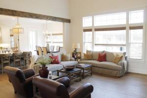 109 Fall Ridge Living Room