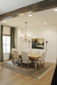 109 Fall Ridge Dining Room